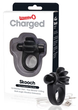 Load image into Gallery viewer, Charged Skooch Ring - Black