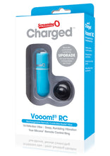 Load image into Gallery viewer, Charged Vooom Remote Control Bullet - Blue