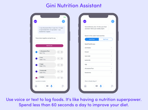 Gini Tracker + Stories Subscription (12 Months)
