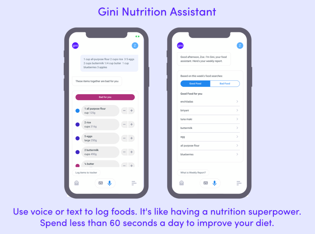 Gini Tracker + Stories Subscription (Monthly)