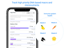 Load image into Gallery viewer, Couples Special - 2 Gini DNA Test Kits - Access to Health reports, Gene Adjusted Nutrition, Food Lens & 1 Year Health Tracker Subscription Included