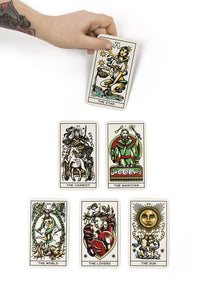 Tattoo Tarot • Ink and Intuition