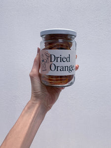 Dried Orange 80gms