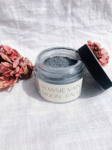 MOONFACE • Activated Charcoal Botanical Face Mask