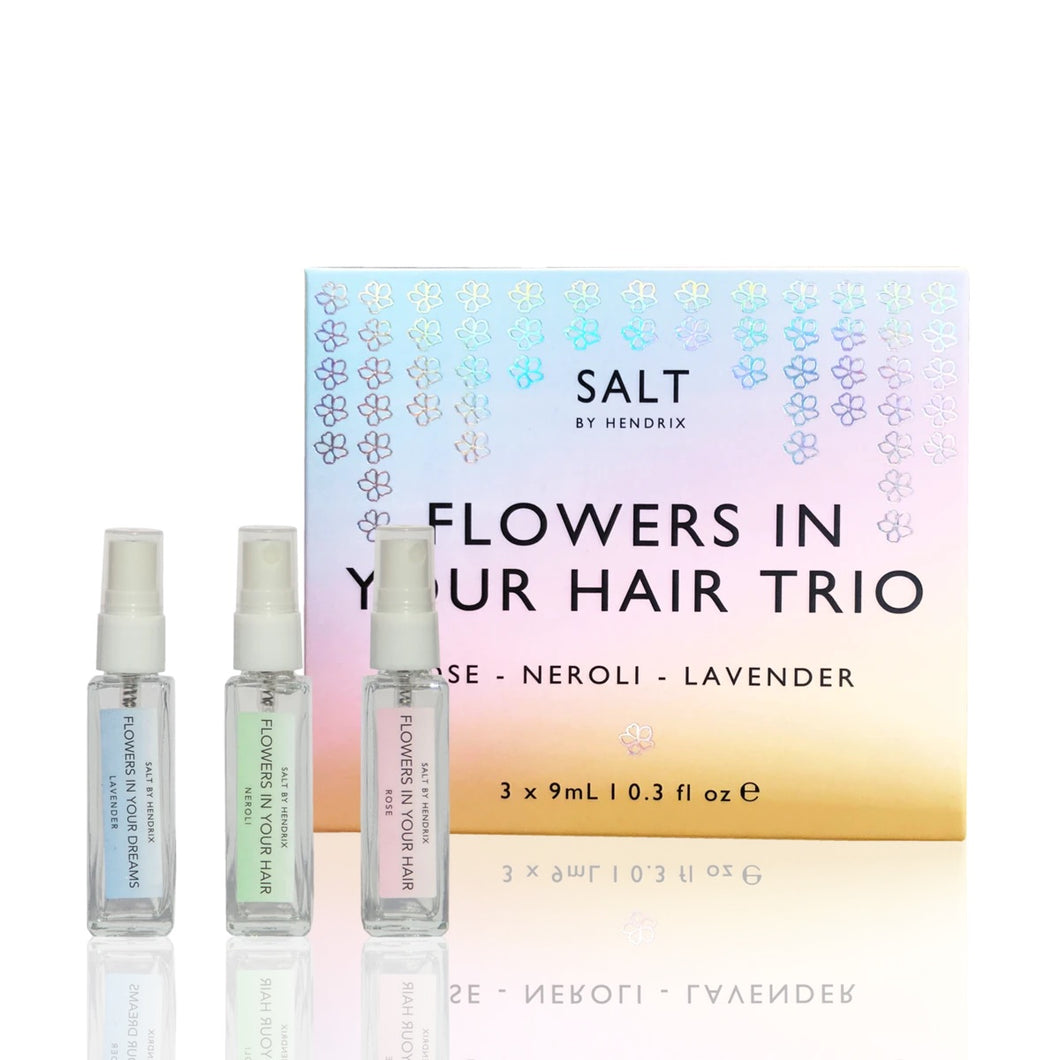 Gift Set - Flowers in your hair trio