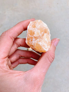 Orange Calcite • Minis