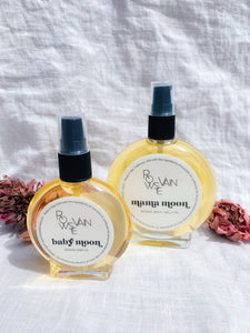BABY MOON • Organic Baby Oil