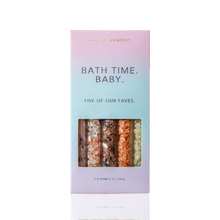 Bath Time Baby - Set of 5