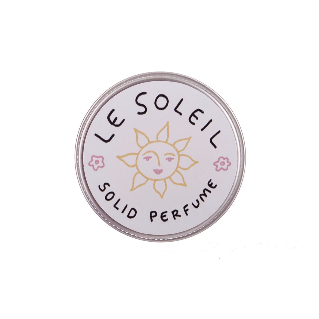 Le Soleil Solid Perfume