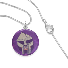 Load image into Gallery viewer, doom pendant necklace