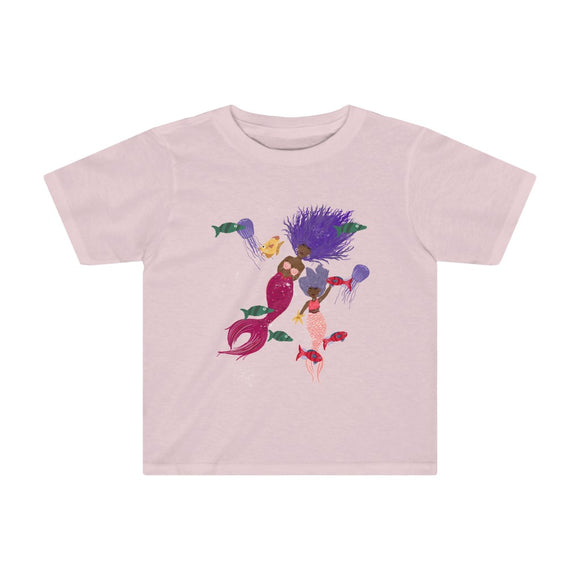 Mermaids Kids Tee