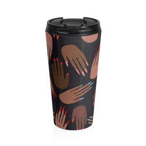 Open image in slideshow, Pro Nails Stainless Steel Travel Mug