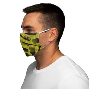 combs face mask