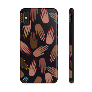 Open image in slideshow, Pro Nails Case Mate Tough Phone Case