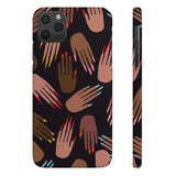 pro nails slim phone case