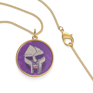 Open image in slideshow, doom pendant necklace