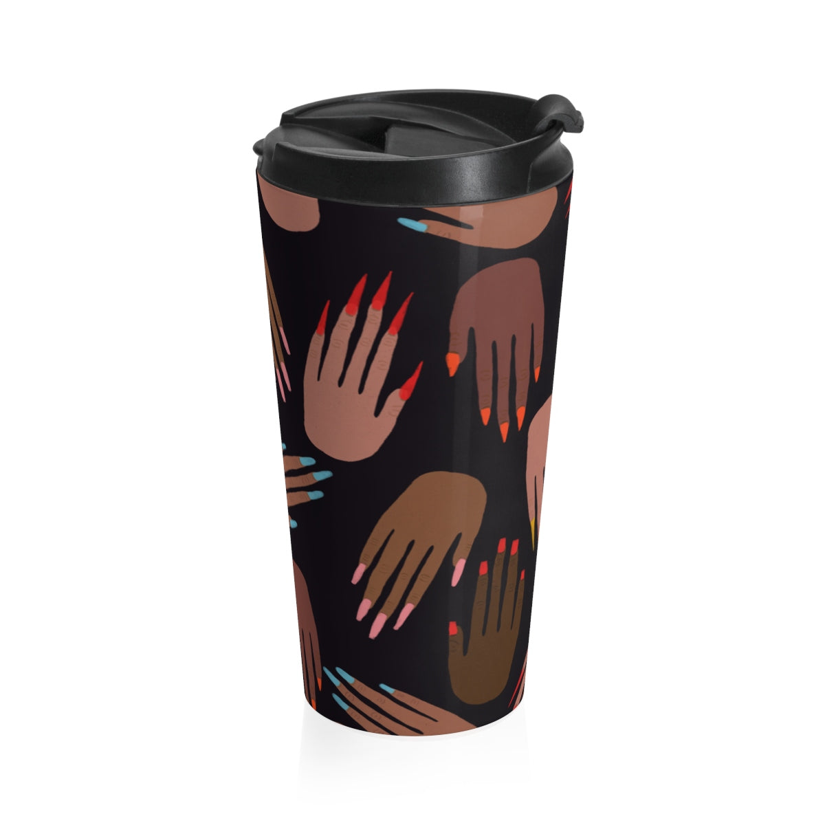 Pro Nails Stainless Steel Travel Mug