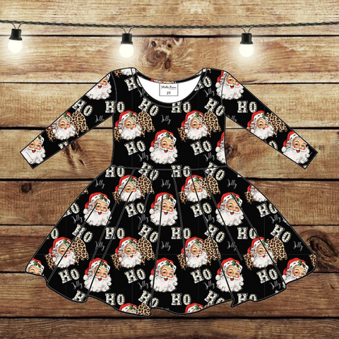 Holly Jolly Dress PREORDER (4 week TAT)