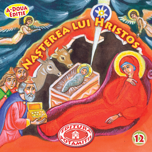 12 Paterikon for Kids - The Nativity of Christ