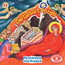 Load image into Gallery viewer, 12 Paterikon for Kids - The Nativity of Christ