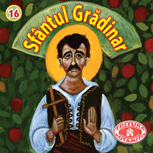 Load image into Gallery viewer, 16 Paterikon for Kids - Saint Christos the Gardener