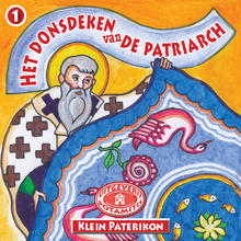 Load image into Gallery viewer, 1 Paterikon for Kids - The Patriarch and the Quilt