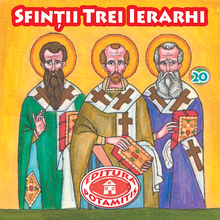 Load image into Gallery viewer, 20 Paterikon for Kids - The Three Hierarchs