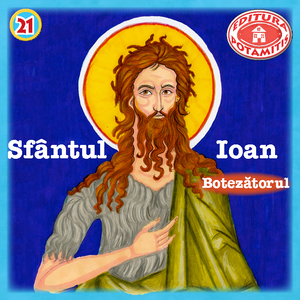 21 Paterikon for Kids - Saint John the Forerunner