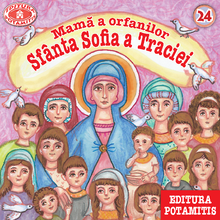 Load image into Gallery viewer, 24 Paterikon for Kids -The Mother of Orphans-Saint Sophia