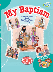 Hardcover #10 - My Baptism - an illustrated guide for the entire family