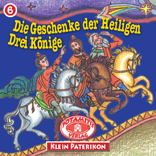 Load image into Gallery viewer, Paterikon for Kids-German/Deutsch (vol. 1-13)