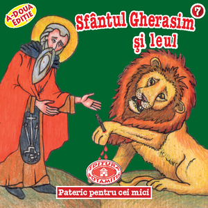 7 Paterikon for Kids - St. Gerasim and the Lion