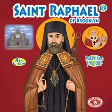 Load image into Gallery viewer, 89 - Paterikon for Kids - Saint Raphael of Brooklyn