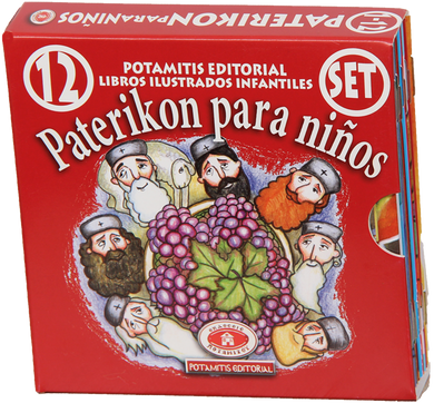 Paterikon for Kids-Spanish/Español (vol. 1-12)