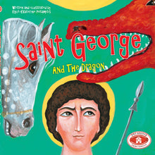 Load image into Gallery viewer, Hardcover #8 - Saint George and the Dragon