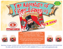 Load image into Gallery viewer, 9-The adventure of Father Evangelos