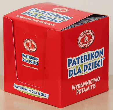 Paterikon for Kids-Polish/Polski (vol. 1-15)