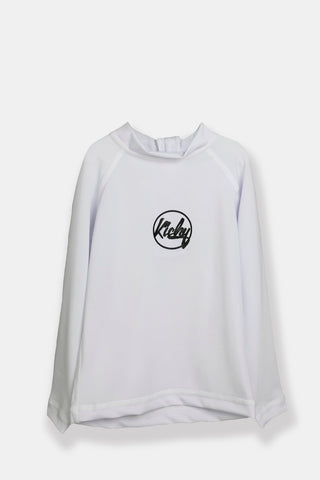 Rashguard Top - White