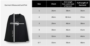 Rashguard Top - Black