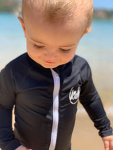 Rash Suit - Black