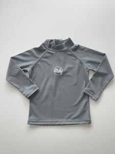 Rashguard Top - Storm Grey