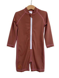 NEW One Piece Rashguard Suit - Outback