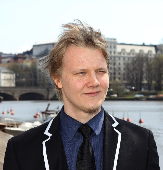 Markus Törnqvist, 34, Software Architect and Consultant, Helsinki, Finland
