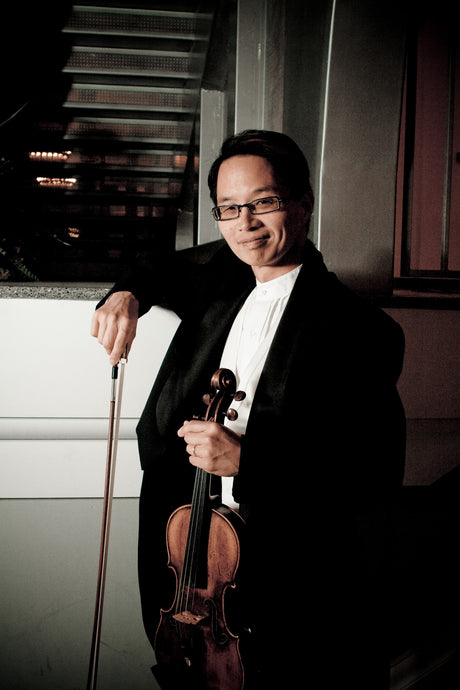 Philip D. Pan, 51, Concertmaster Jacksonville Symphony Orchestra, Alpine Skiier and barefoot runner, Jacksonville FL