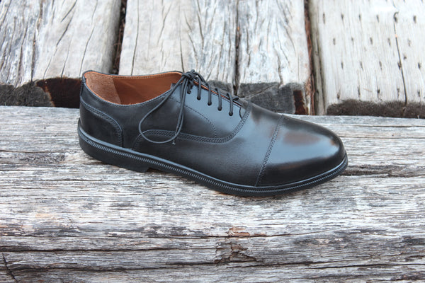 carets chronology the primal professional men's dress shoes boots oxfords minimalist barefoot zero-drop  fer cap-toe