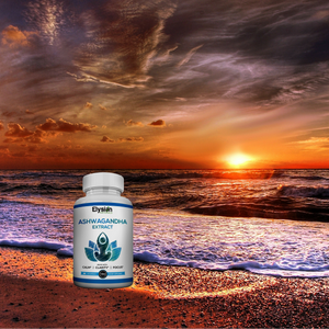 Ashwagandha capsule for calm focus