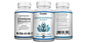 Ashwagandha Extract - Natural