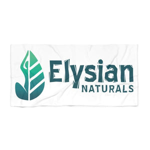 Elysian Natural Beach Towel - 36X72 - Home Decor