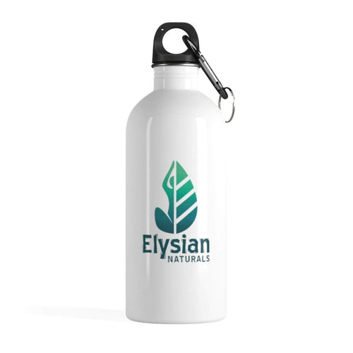 Elysian Naturals Stainless Steel Water Bottle - 14Oz - Mug