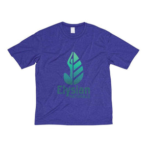 Mens Heather Dri-Fit Tee - Cobalt Heather / Xs - T-Shirt